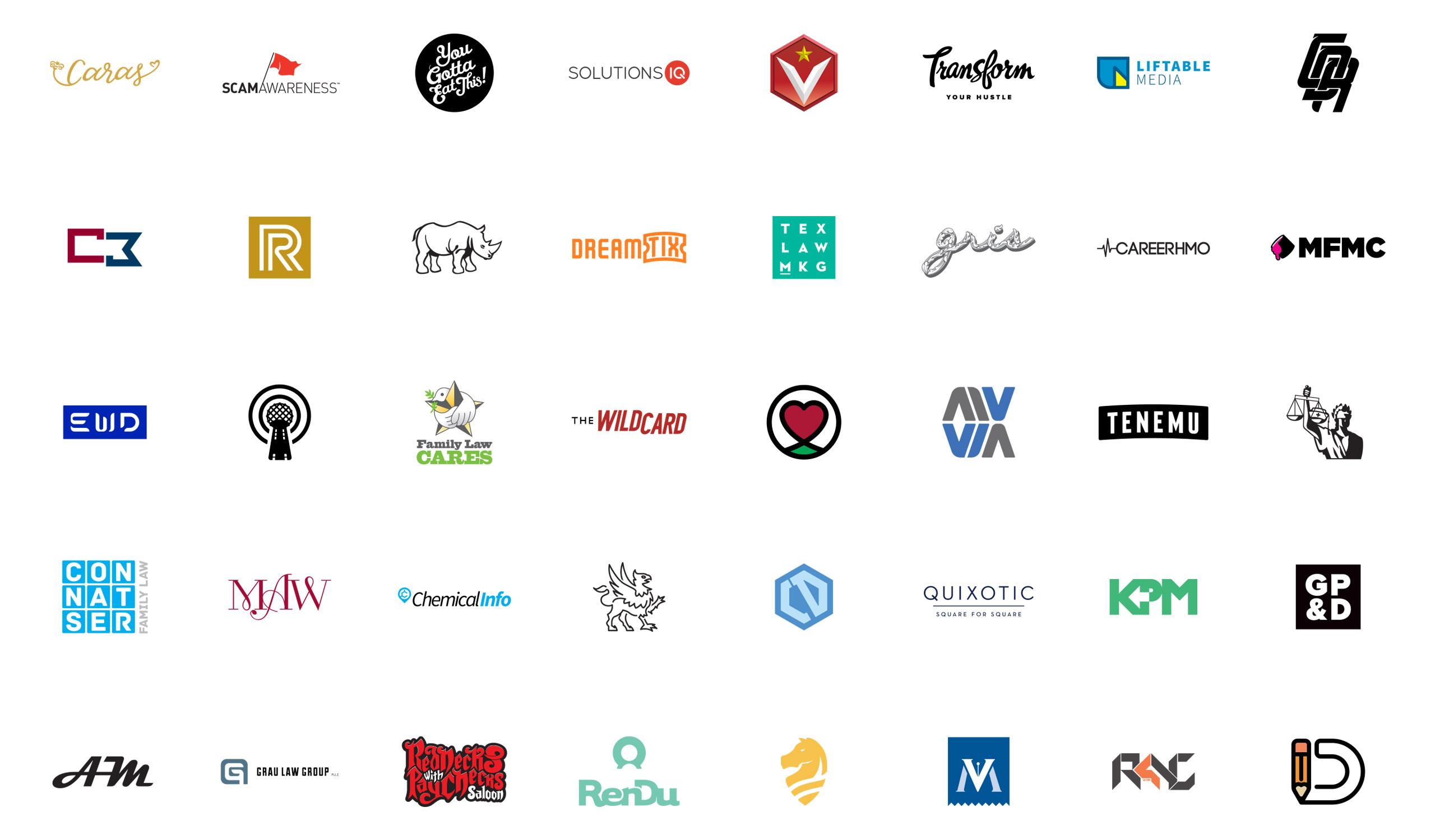 Branding & Logos Design by Duane Smith