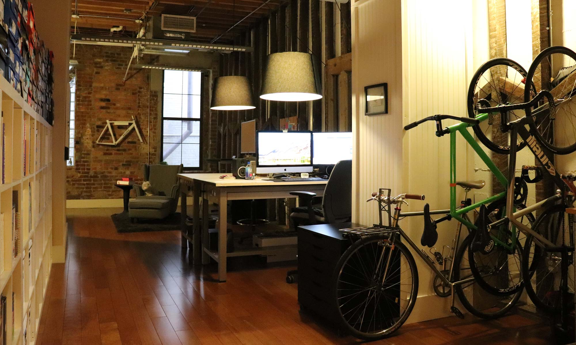 Design Business: My graphic design studio today, Richmond, VA (2018)