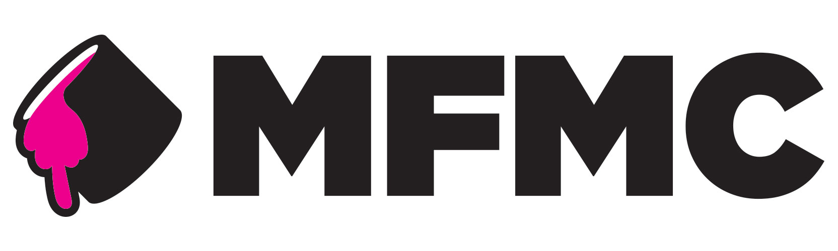 MFMC Paint - logomark and wordmark
