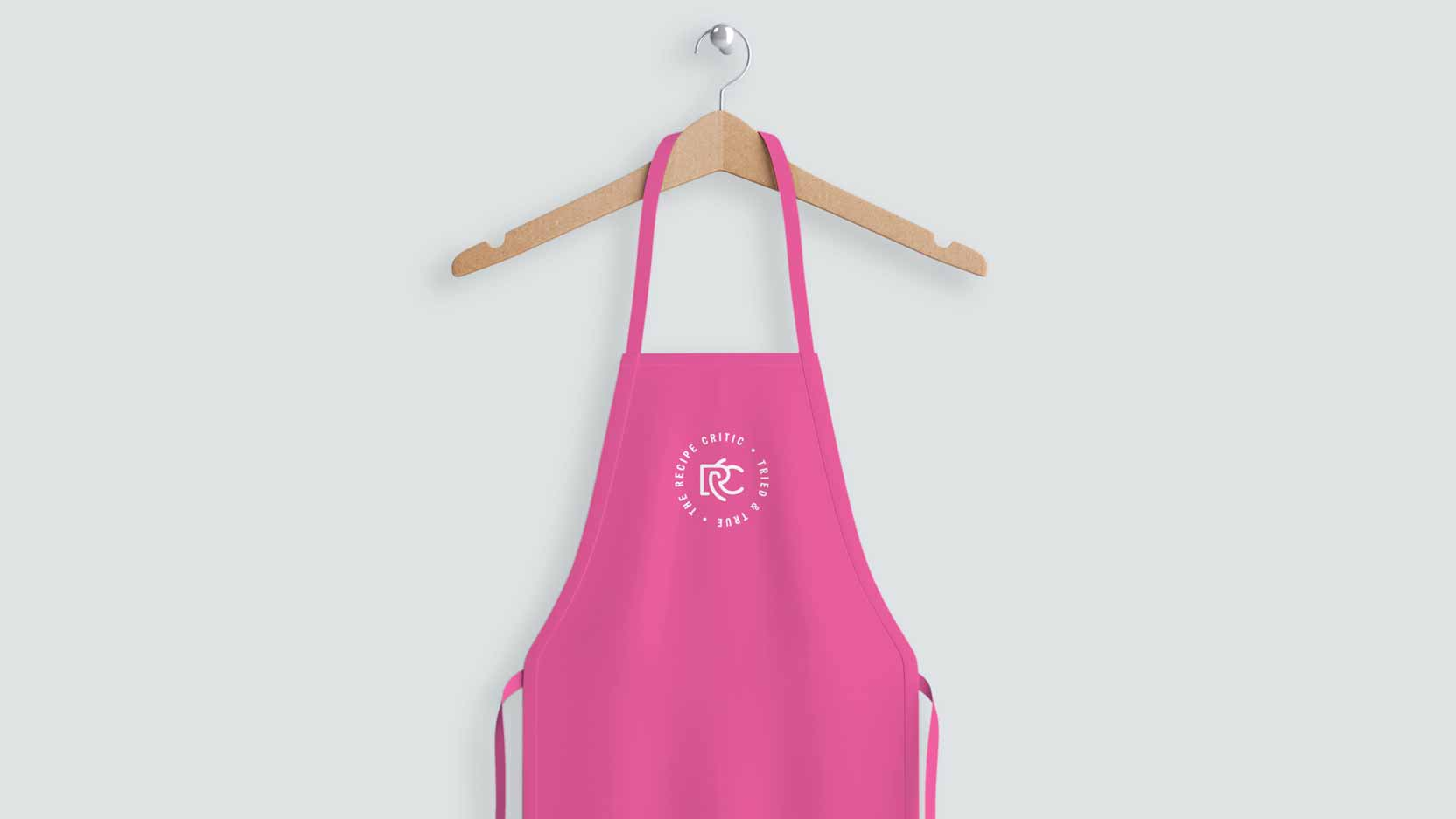 The Recipe Critic - kitchen apron